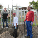 Greening-Nyanga-team